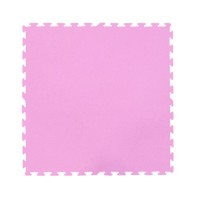 TATAME ROSA 1mX1mX15mm - LISO